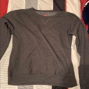 Men's hanes small sweatshirt